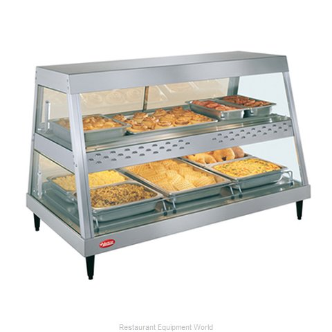 Hatco GRHD-3PD Display Case Heated Deli Countertop (Magnified)