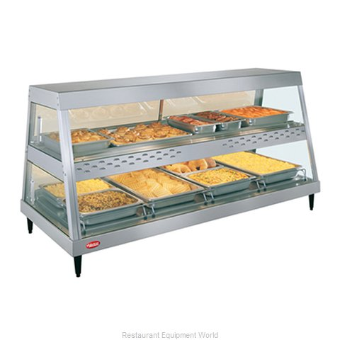 Hatco GRHD-4PD Display Case, Heated Deli, Countertop