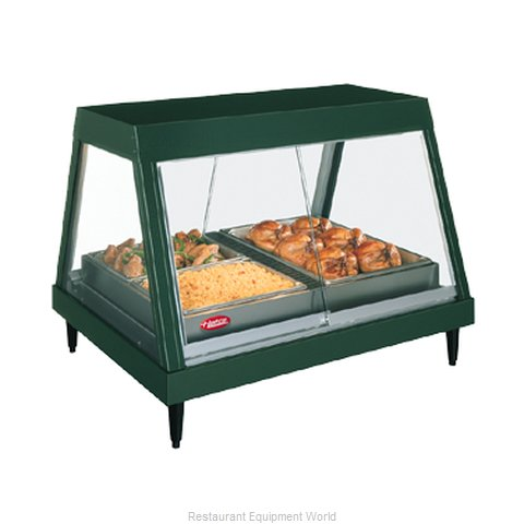 Hatco GRHDH-2P Display Case, Heated Deli, Countertop (Magnified)