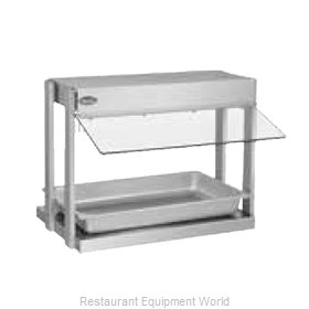 Hatco GRHW-1P Display Case, Hot Food, Countertop
