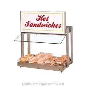Hatco GRHW-1SG Display Case, Hot Food, Countertop
