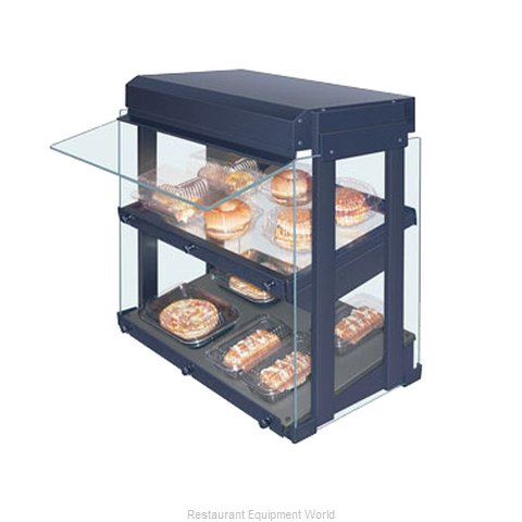 Hatco GRHW-1SGDS Display Case, Hot Food, Countertop (Magnified)