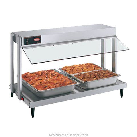 Hatco GRHW-2P Food Warmer Display Stand