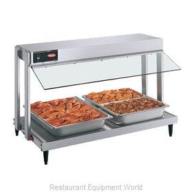 Hatco GRHW-2P Display Case, Hot Food, Countertop