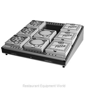 Hatco GRPWS-2424 Display Merchandiser, Heated, For Multi-Product