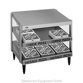 Hatco GRPWS-3618D Display Merchandiser, Heated, For Multi-Product