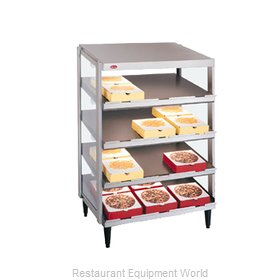 Hatco GRPWS-3618Q Display Merchandiser, Heated, For Multi-Product