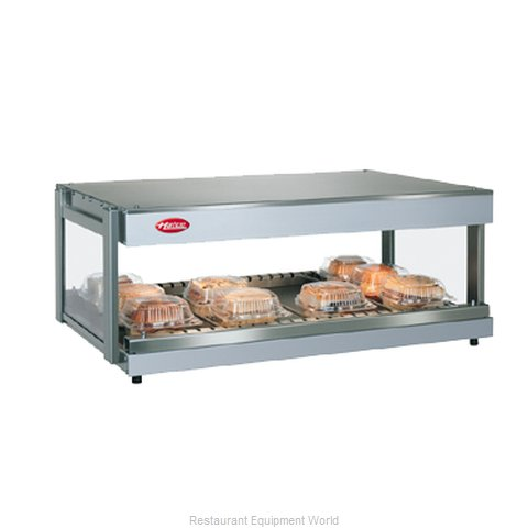 Hatco GRSDH-41 Display Merchandiser, Heated, For Multi-Product