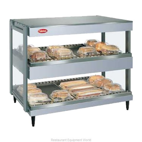 Hatco GRSDH-60D Display Merchandiser, Heated, For Multi-Product