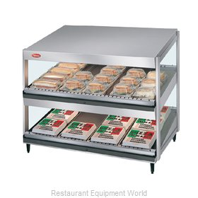 Hatco GRSDS-41D Display Merchandiser, Heated, For Multi-Product