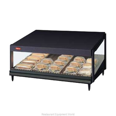 Hatco GRSDS-60 Display Merchandiser, Heated, For Multi-Product