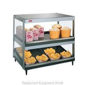 Hatco GRSDS/H-36D Display Merchandiser, Heated, For Multi-Product