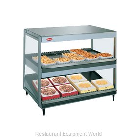 Hatco GRSDS/H-36DHW Display Merchandiser, Heated, For Multi-Product