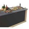 Hatco GRSSB-4818 Heated Shelf Food Warmer