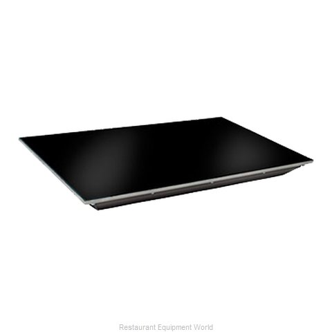 Hatco HBG-2418 Heated Black Glass Shelf