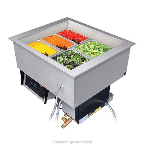 Hatco HCWBI-2DA Hot / Cold Food Well Unit, Drop-In, Electric