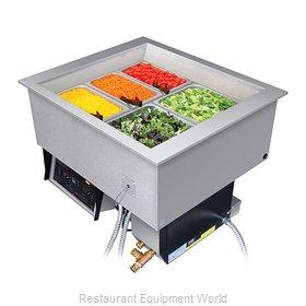 Hatco HCWBI-4DA Hot / Cold Food Well Unit, Drop-In, Electric