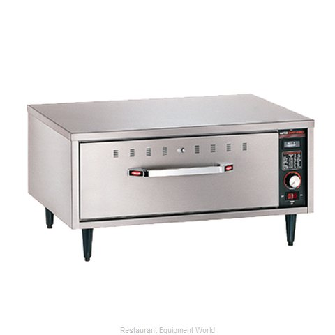 Hatco HDW-1-120-QS Warming Drawer, Free Standing (Magnified)