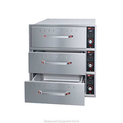 Hatco HDW-1BN Built-In Drawer Warmer