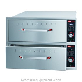 Hatco HDW-2B-120-QS Warming Drawer, Built-In