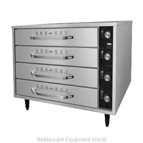 Hatco HDW-2R2 Warming Drawer Free Standing