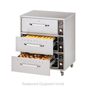 Hatco HDW-3 Freestanding Warming Drawer Unit