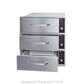 Hatco HDW-3BN Built-In Drawer Warmer