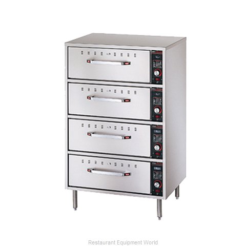 Hatco HDW-4 Freestanding Warming Drawer Unit