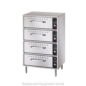 Hatco HDW-4 Warming Drawer, Free Standing