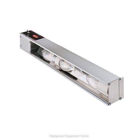Hatco HL-72-2 Light Fixture, for Display