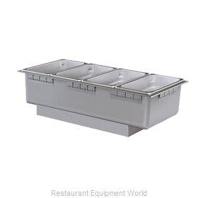 Hatco HWB-43D Hot Food Well Unit, Drop-In, Electric