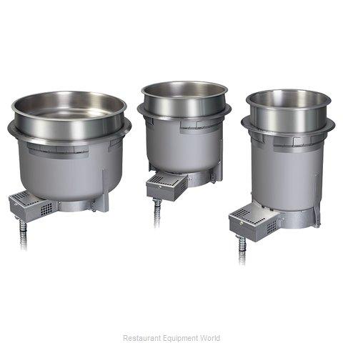 Hatco HWB-4QT Hot Food Well Unit, Drop-In, Electric