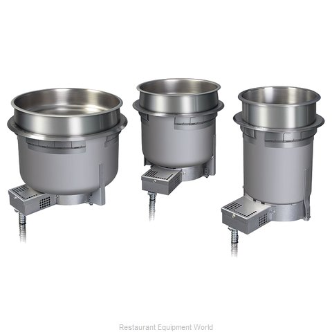 Hatco HWBH-7QT Hot Food Well Unit, Drop-In, Electric