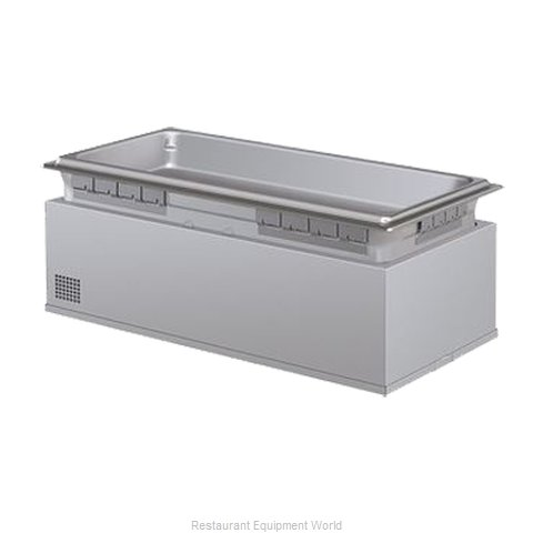 Hatco HWBHRN-43D Hot Food Well Unit Electric Drop-In Top Mount
