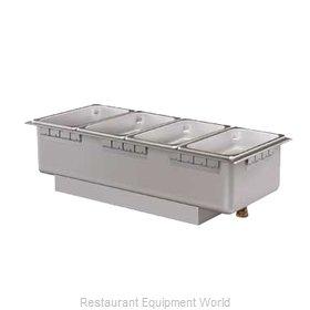 Hatco HWBHRT-43D Hot Food Well Unit, Drop-In, Electric