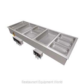 Hatco HWBI-4 Hot Food Well Unit, Drop-In, Electric