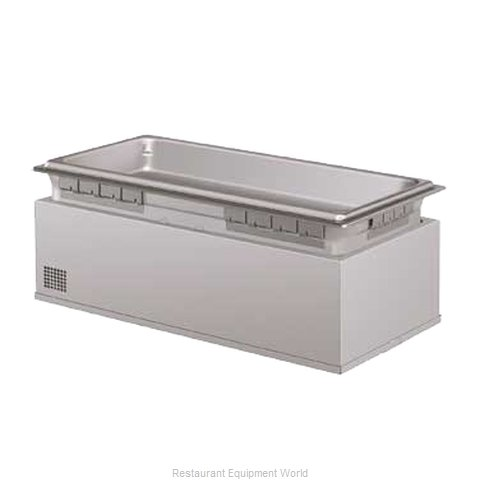 Hatco HWBI-43 Hot Food Well Unit Electric Drop-In Top Mount (Magnified)