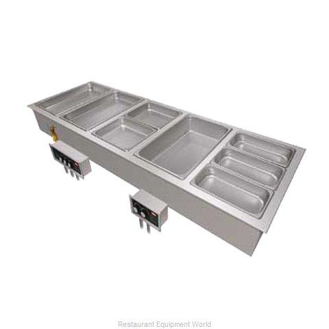 Hatco HWBI-6D Hot Food Well Unit, Drop-In, Electric