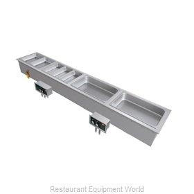 Hatco HWBI-S2D Hot Food Well Unit, Drop-In, Electric