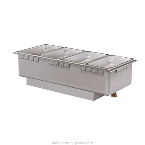 Hatco HWBRN-43D Hot Food Well Unit Electric Drop-In Top Mount