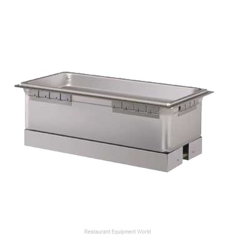 Hatco HWBRT-FULD Hot Food Well Unit Electric Drop-In Top Mount