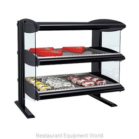 Hatco HXMH-36D Display Merchandiser, Heated, For Multi-Product