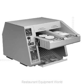 Hatco ITQ-1750-2C Toaster, Conveyor Type