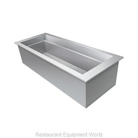 Hatco IWB-S1 Cold Food Well Unit, Drop-In, Ice-Cooled