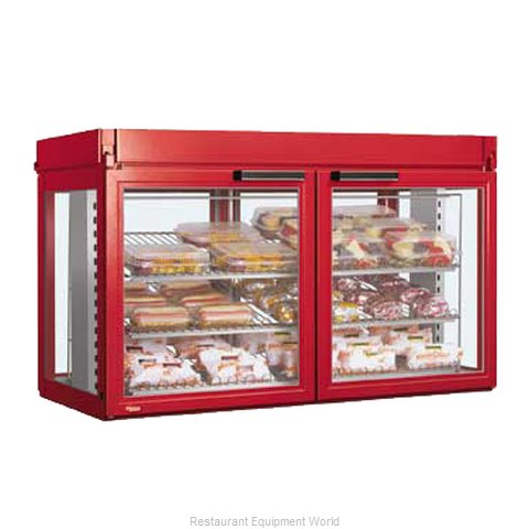 Hatco LFST-48-2X Display Case, Hot Food, Countertop