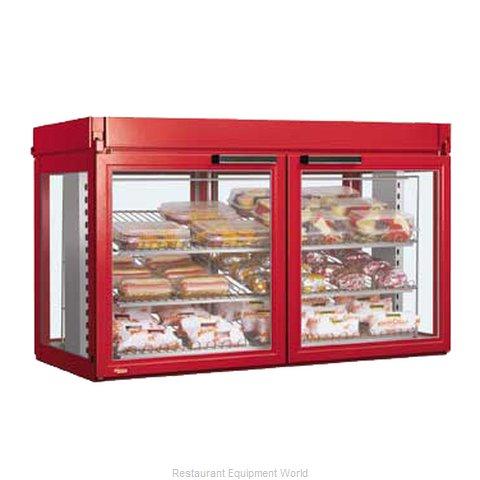 Hatco LFST-48-2X Display Case, Hot Food, Countertop