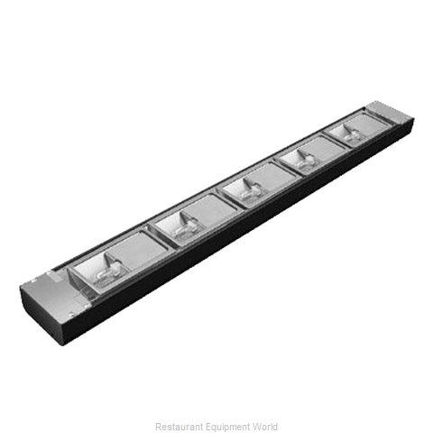 Hatco NLX-18 Light Fixture, for Display