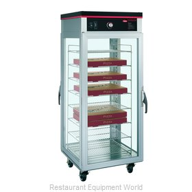 Hatco PFST-2X Heated Cabinet, Mobile, Pizza