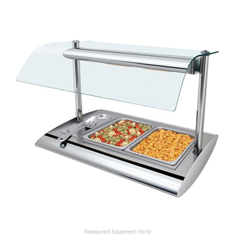 Hatco SRBW-1 Portable Buffet Warmer