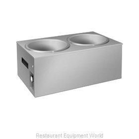 Hatco SW2-11QT Food Pan Warmer/Cooker, Countertop